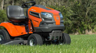 Ryobi R48110 Electric Riding Lawn Mower Review Consumer