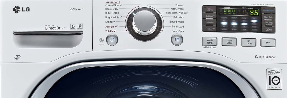 Charming Washing Machine With Dryer Review Part - 14: LG All-in-one Washer Dryer