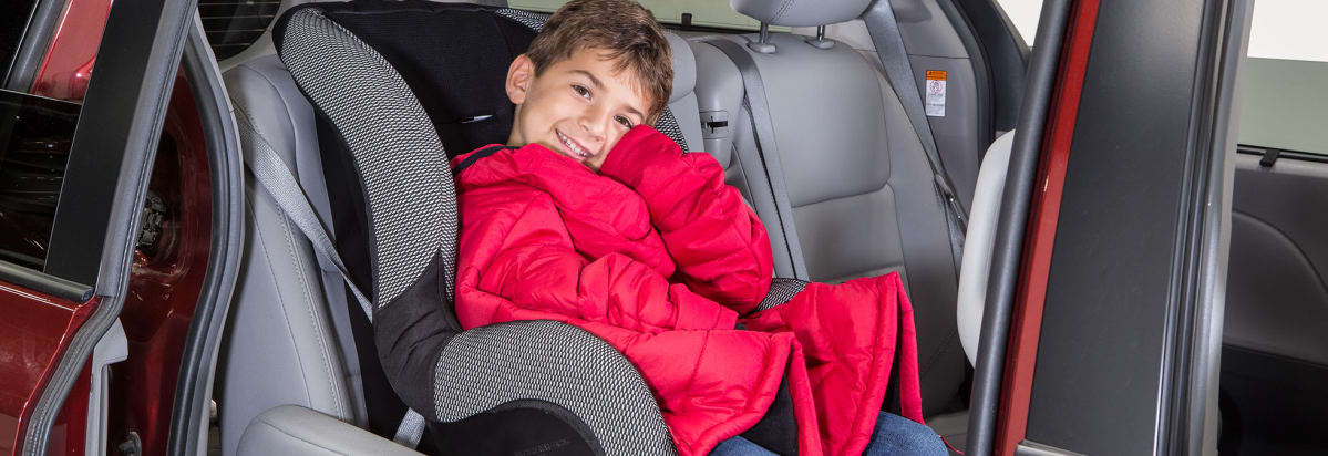 The Dangers of Winter Coats and Car Seats - Consumer Reports