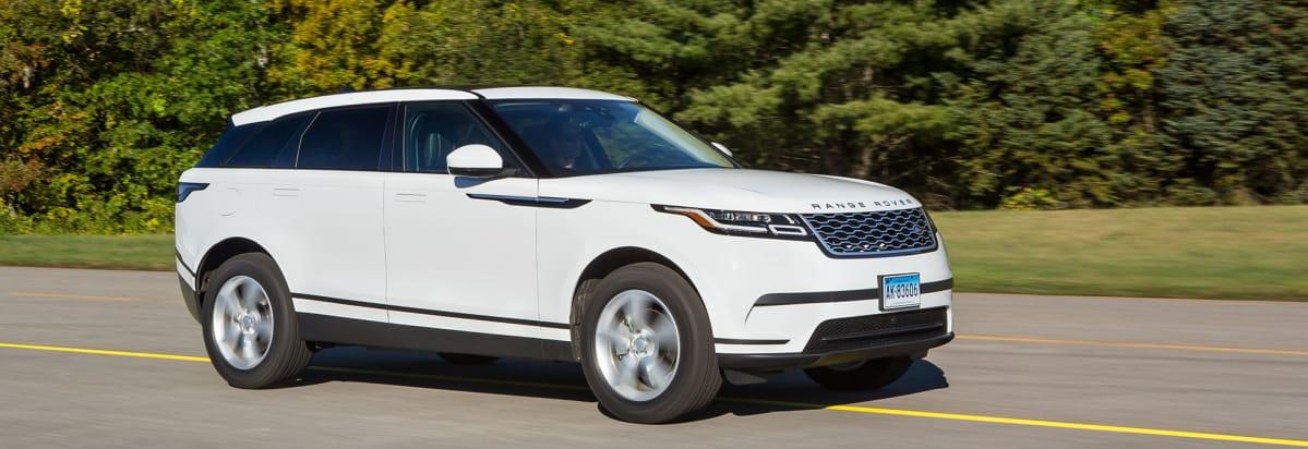 2018 Land Rover Velar Review