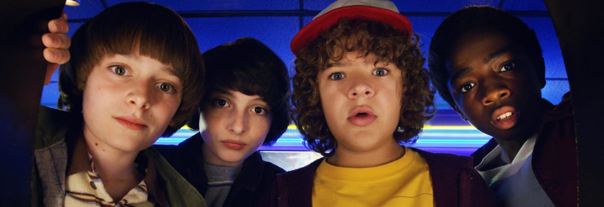 Offline viewing lets you watch wherever you want consumer reports the cast of netflixs hit tv show stranger things sciox Image collections