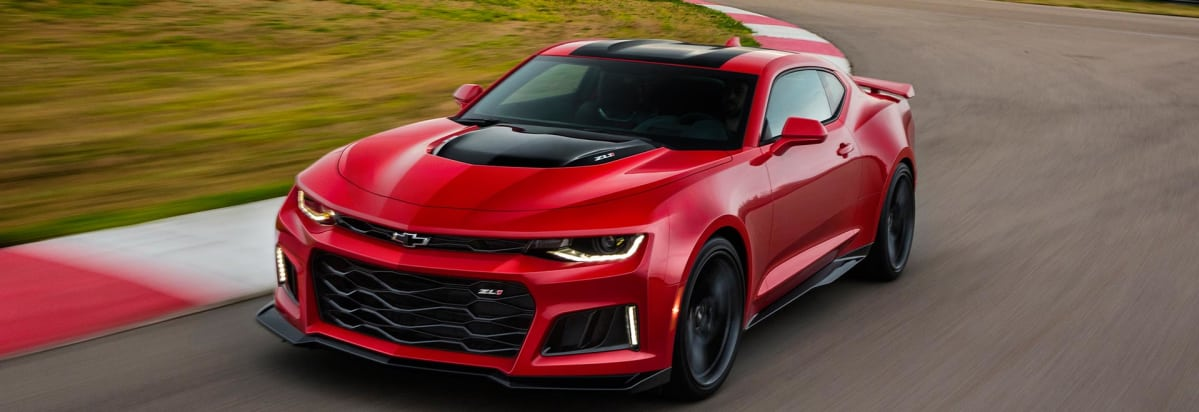 2017 Chevrolet Camaro ZL1 Brings Muscle to New York - Consumer Reports