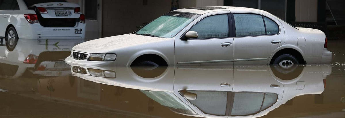 Beware the Flood of Flooded-Out Cars - Consumer Reports
