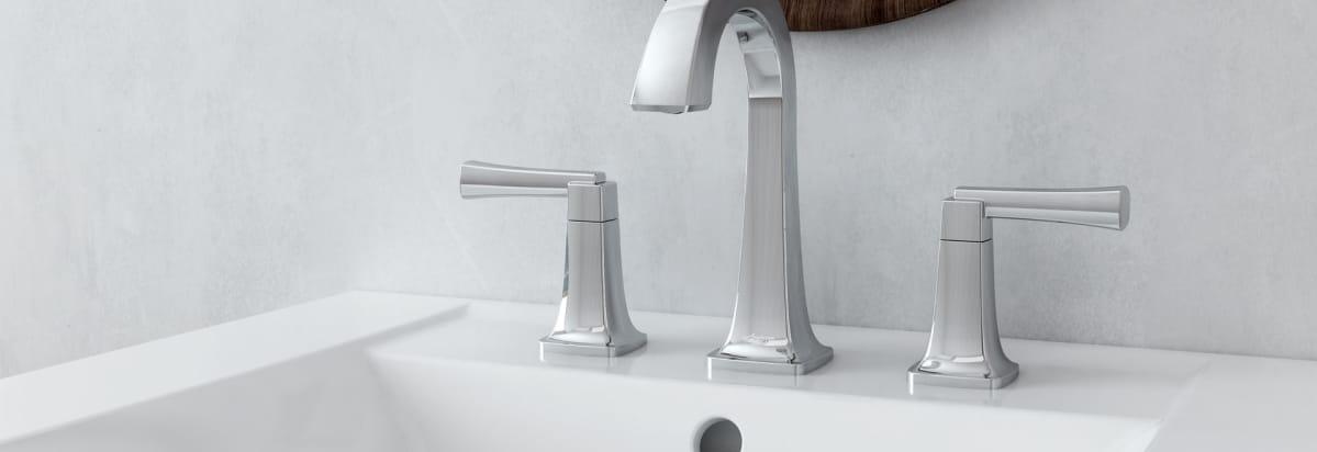 american standard water saving bathroom faucet - Bathroom Fixtures