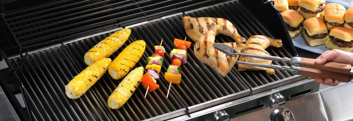 Top Gas Grill Brands - Consumer Reports