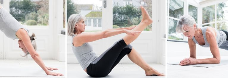 Alternative treatments for arthritis that might help include things like yoga and tai chi.