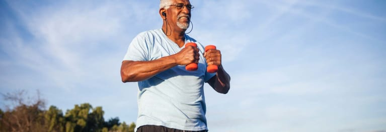 Exercise is an important step to preventing hardening of the arteries.