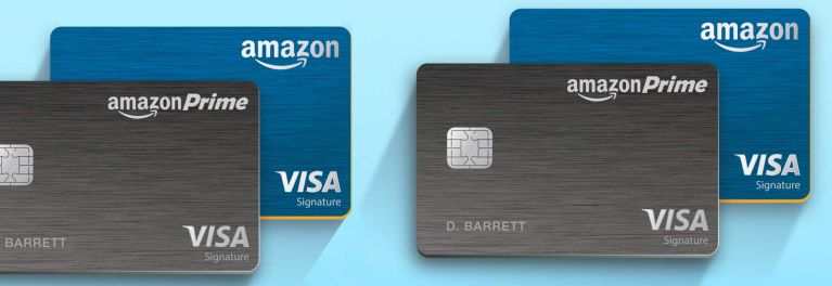 The new Amazon credit card