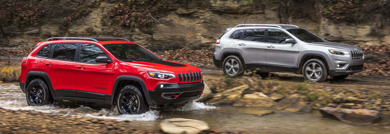 2019 Jeep Cherokee preview