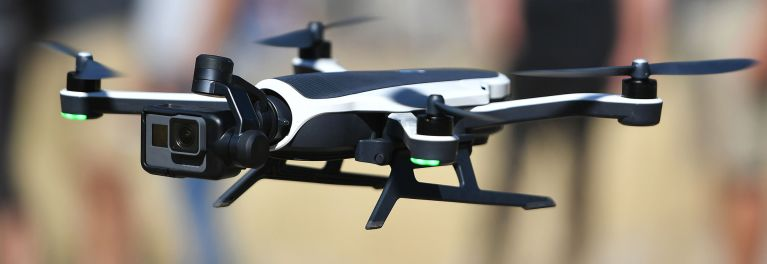 GoPro drone that was recalled