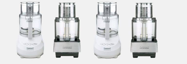 Models included in the Cuisinart food processor recall.