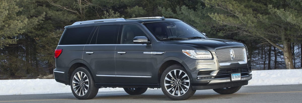 2018 Lincoln Navigator First Drive