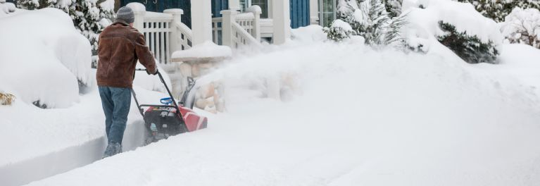 One of the best and worst snow blowers.