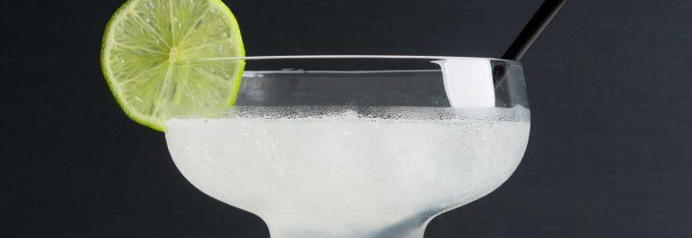 Margaritas are favorite frozen drinks.