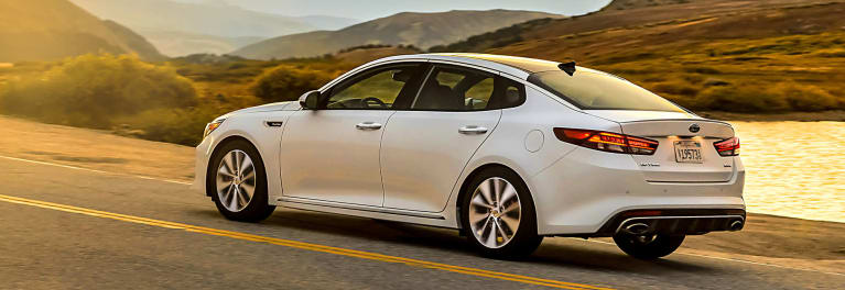 Best end-of-the-year deals include Kia Optima.