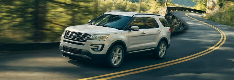 The NHTSA widens investigation into Ford Explorer exhaust leaks, like the SUV pictured here.