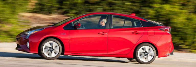 The Most Fuel-Efficient Car: Toyota Prius