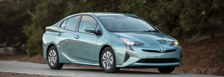 Cars to Be Thankful For - Toyota Prius
