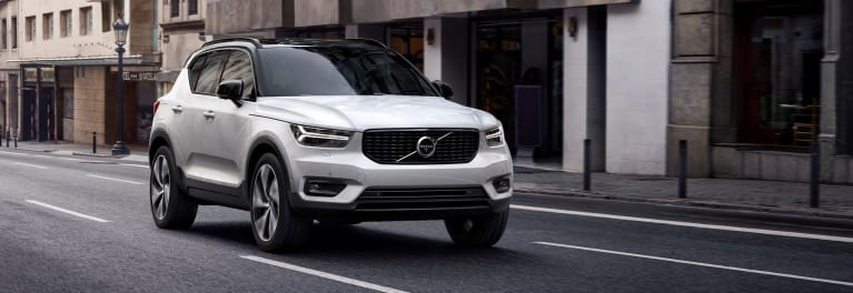 Volvo Care with Volvo XC40