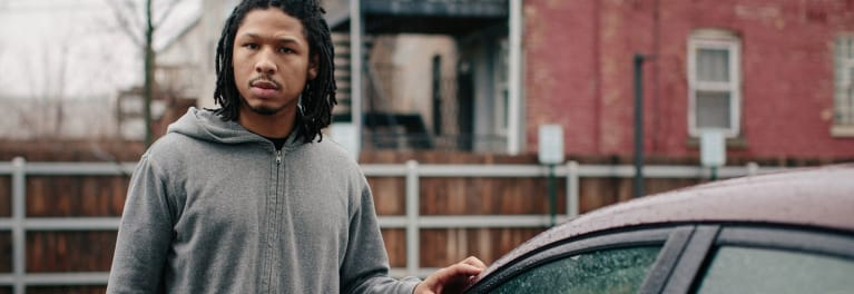 Otis Nash pays more for his car insurance than people who live in riskier Chicago neighborhoods.