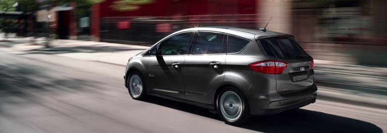 Ford C-Max commuting