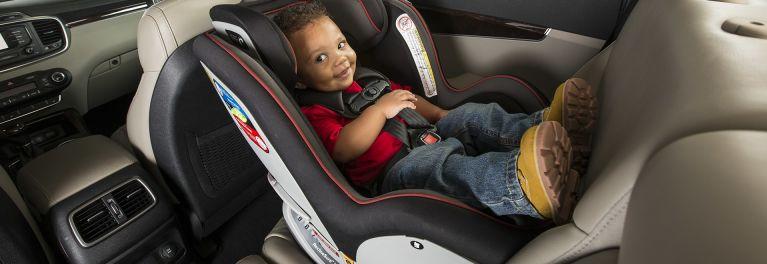 Top Rated Forward Facing Car Seats