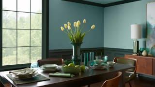 model home interior paint colors. 2018\u0027s hot interior paint colors from major brands model home