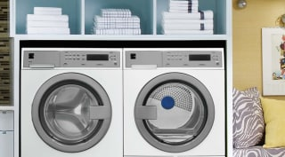 Compact Washers And Dryers Solve Tight Fit Needs