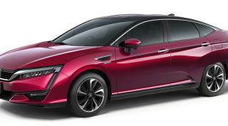 More From Consumer Reports Production Honda Clarity Fcv Fuel Cell Sedan Makes U S Debut