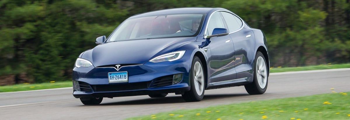 Teslas Get Partial Points Back for Automatic Braking