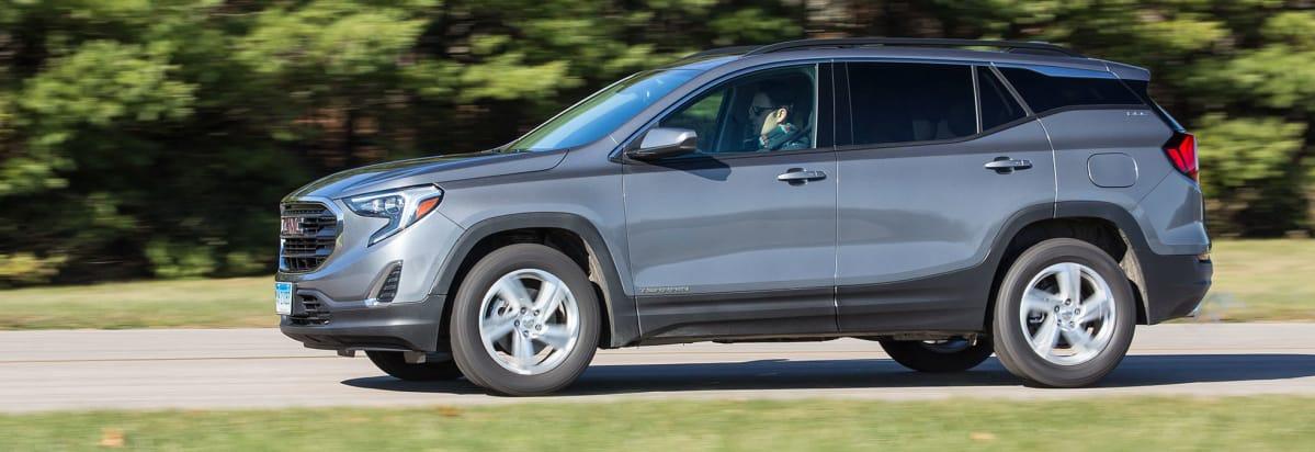 2018 Gmc Terrain First Drive Consumer Reports