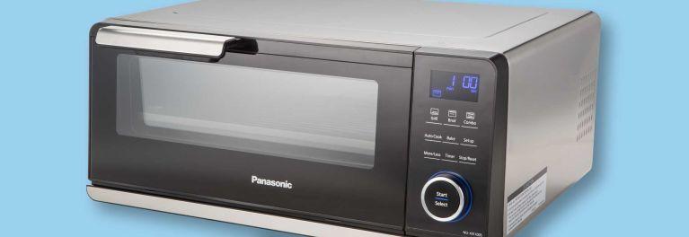 Panasonic countertop induction oven.