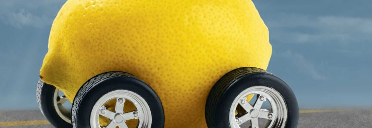 How to spot a lemon car