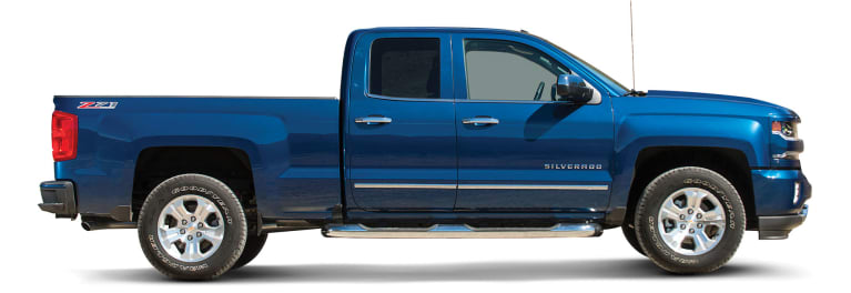 2017 Chevrolet Silverado from Consumer Reports' 2017 Chevrolet Silverado Review