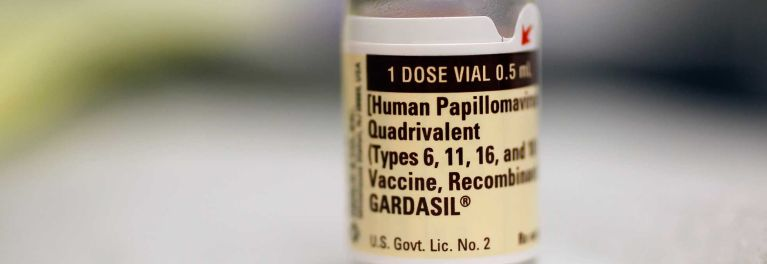 This HPV vaccine can help prevent cervical cancer