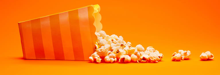 Is popcorn a healthy snack? It depends on what it's made with.