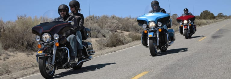 Harley-Davidson touring motorcycles recalled