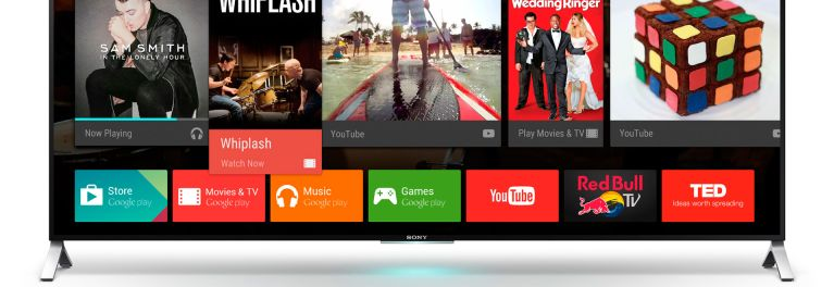 Photo of Sony UHD TV with Android TV