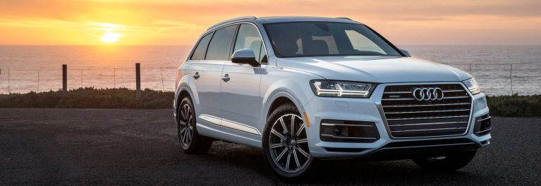 The Audi Q7 Premium Plus is among Consumer Reports' top cars
