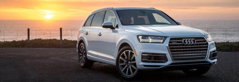 The Audi Q7 Premium Plus is among Consumer Reports' top cars