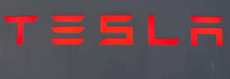 Logo for Tesla Motors
