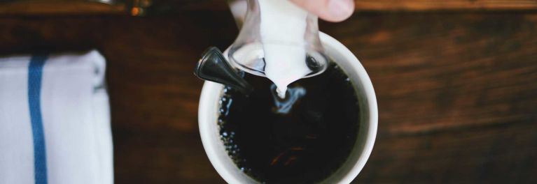 Adding milk, cream, and sugar can have a big impact on the calories in coffee.
