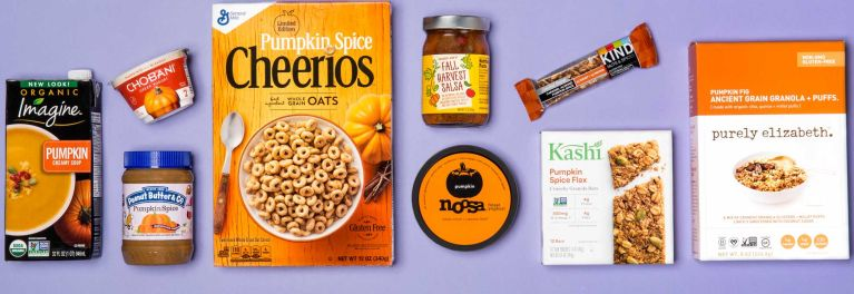 Pumpkin-flavored foods that are a healthy alternative to the pumpkin spice latte.