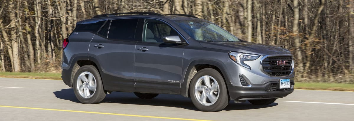 2018 Gmc Terrain Review A Luxury Misfire Consumer Reports