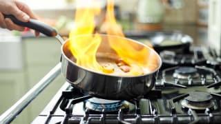 the surprising kitchen fire danger