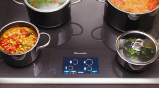 3 kitchen trends to watch for at ces 2017 consumer reports for Induction oven pros and cons