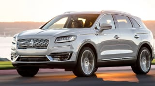 Lincoln Nautilus Launches New Name And Face For Midsized Luxury Suv