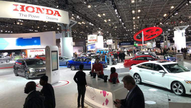 New York International Auto Show NYIAS Consumer Reports - New york auto show