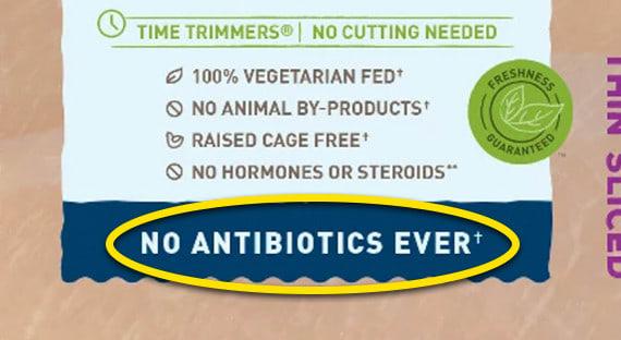 No Antibiotics - Consumer Reports
