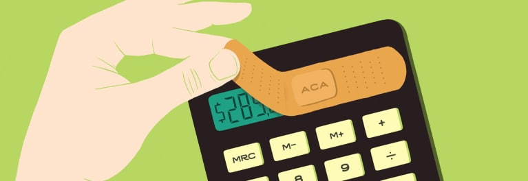 The Affordable Care Act helped drive down the number of personal bankruptcy cases.